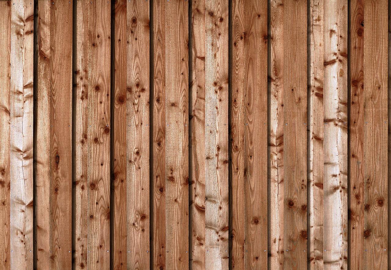 Holzzäune - aufgebesserte Klassik